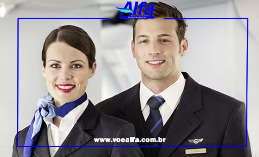 Comissário (a) de voo