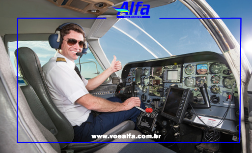 PPA – Piloto privado de avião
